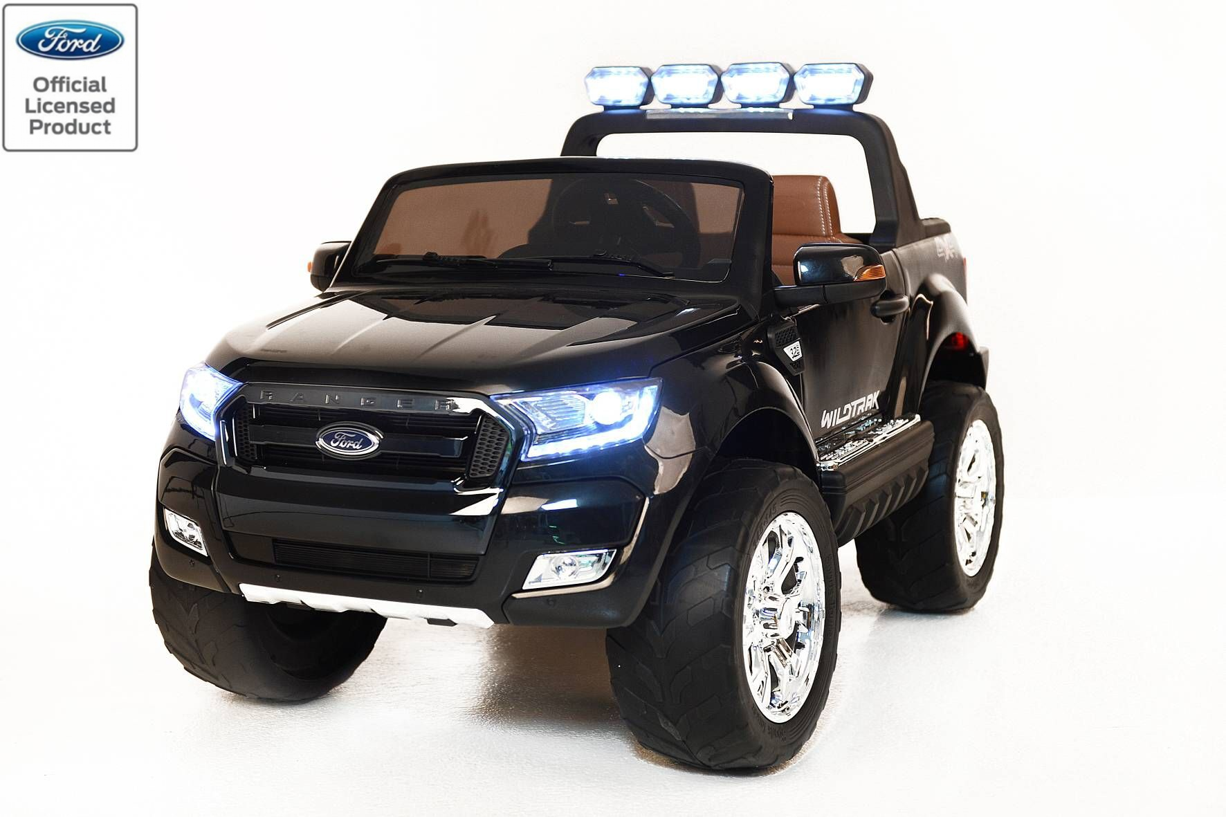 Ford Ranger Pick Up Truck 4x4 Černý