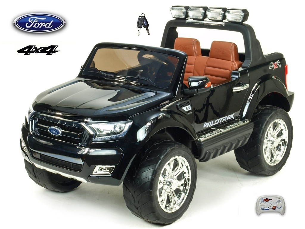 Ford Ranger Pick Up Truck 4x4 Černý lak